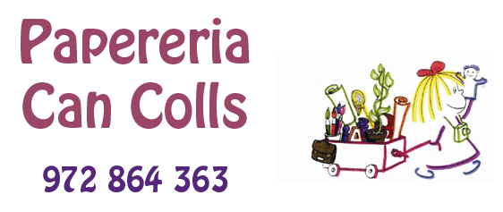 CAN COLLS PAPERERIA HOSTALRIC GIRONA